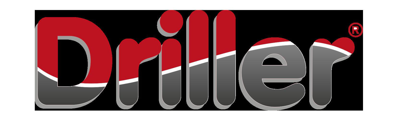 Linha disponível CMF – VK Driller