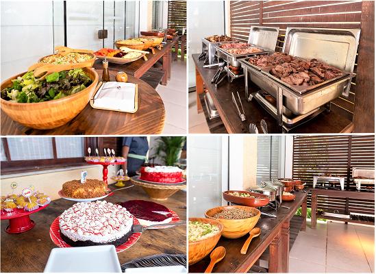 mosaico buffet